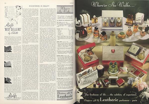 La Cross Manicure Implements/Barbara Bates Manicure Implements...