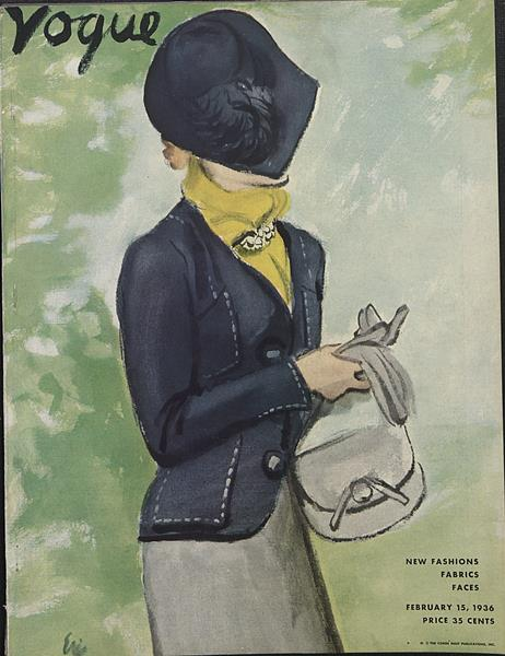 Issue: - February 15 1936 | Vogue