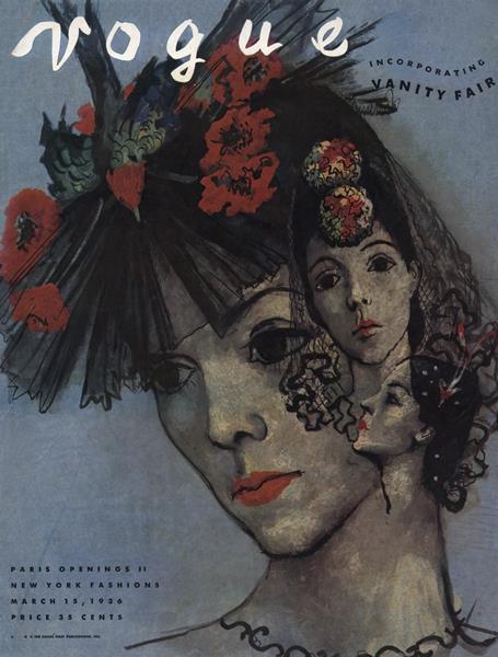 Issue: - March 15 1936   Vogue