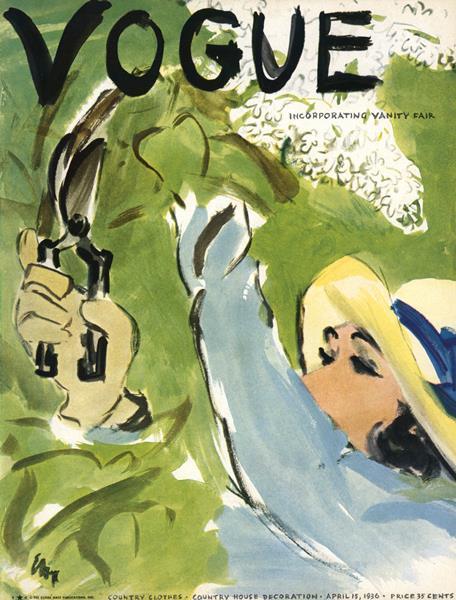 Issue: - April 15 1936 | Vogue