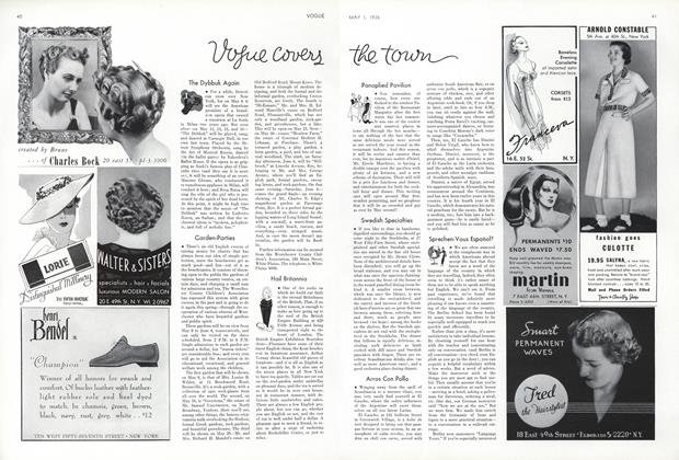 Article Preview: , May 1 1936 | Vogue