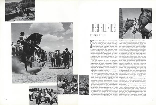 Article Preview: They All Ride, May 1 1936 | Vogue