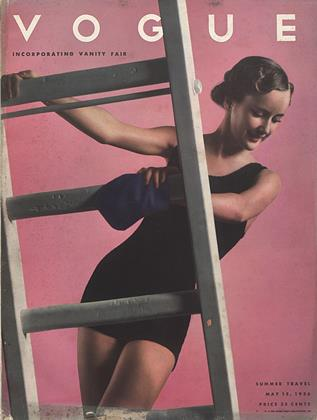 Cover for the May 15 1936 issue