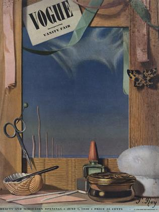 Cover for the June 1 1936 issue