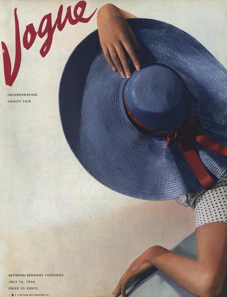 Issue: - July 15 1936 | Vogue