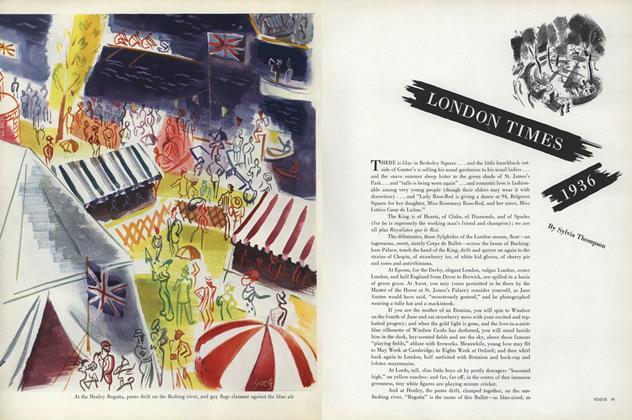 London Times—1936