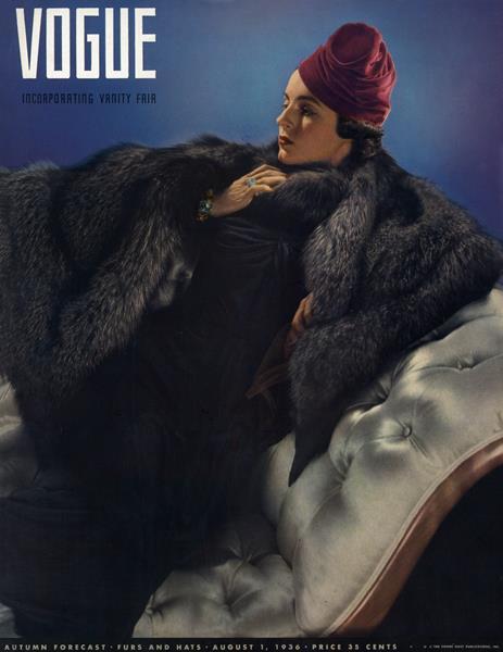 Issue: - August 1 1936 | Vogue