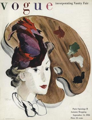 Cover for the September 15 1936 issue
