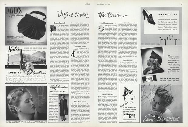 Article Preview: , September 15 1936 | Vogue