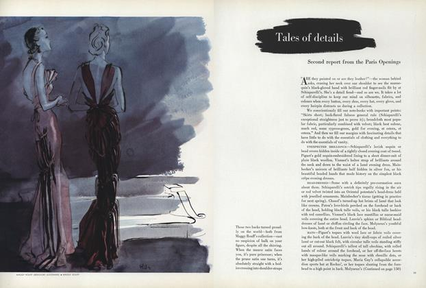 Article Preview: Tales of Details, September 15 1936 | Vogue