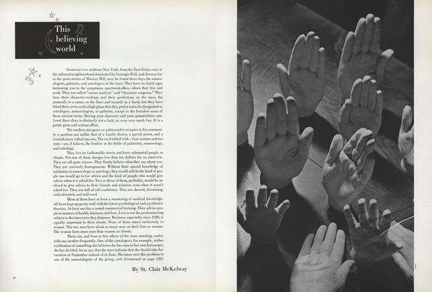 Article Preview: This Believing World, September 15 1936   Vogue