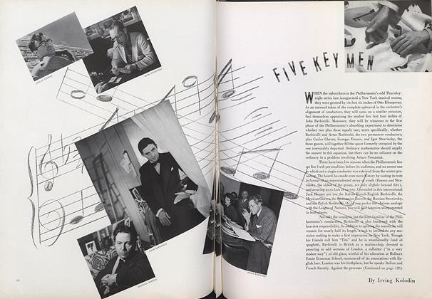 Five Key Men