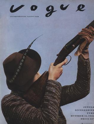 OCTOBER 15, 1936 | Vogue
