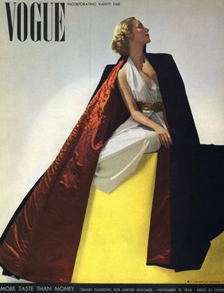 NOVEMBER 15, 1936 | Vogue