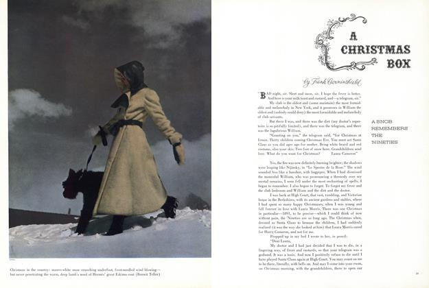 Article Preview: A Christmas Box, December 1 1936 | Vogue