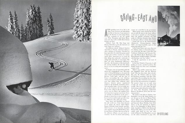 Article Preview: Skiing—East and West, December 1 1936 | Vogue