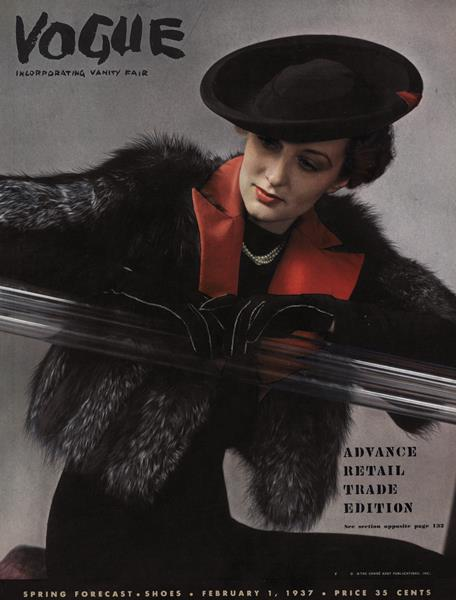 Issue: - February 1 1937 | Vogue