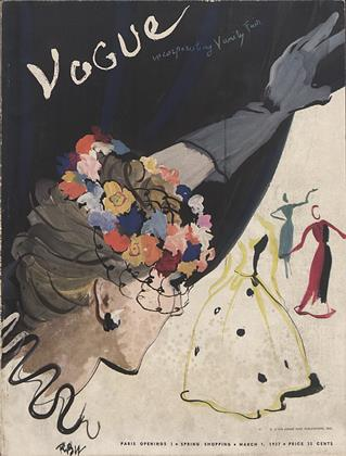 Cover for the March 1 1937 issue