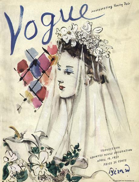 Issue: - April 15 1937   Vogue