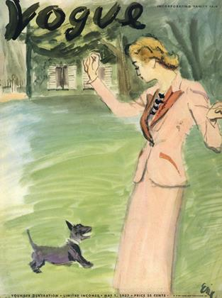 Cover for the May 1 1937 issue