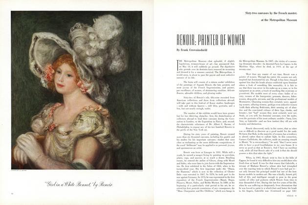 Renoir: Painter of Women