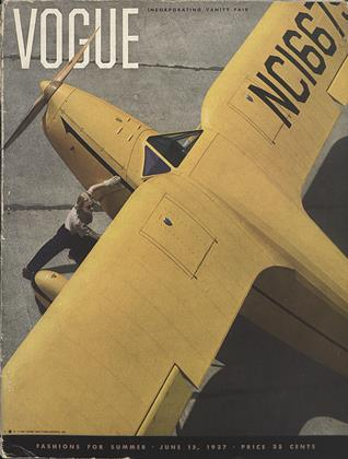 Cover for the June 15 1937 issue