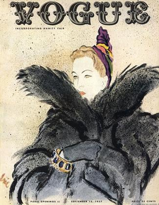 Cover for the September 15 1937 issue