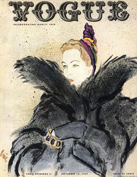 Issue: - September 15 1937 | Vogue