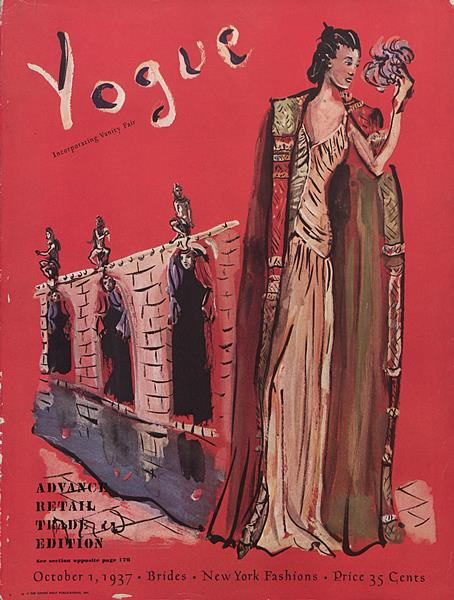 Issue: - October 1 1937 | Vogue