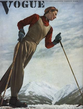 Cover for the December 15 1937 issue