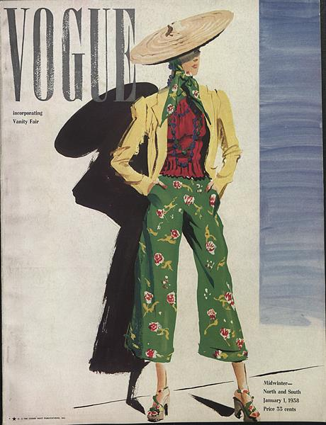 Issue: - January 1 1938 | Vogue