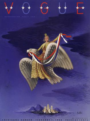 Cover for the February 1 1938 issue