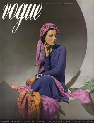 Cover for the February 15 1938 issue