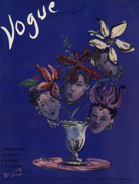 Issue: - March 1 1938 | Vogue