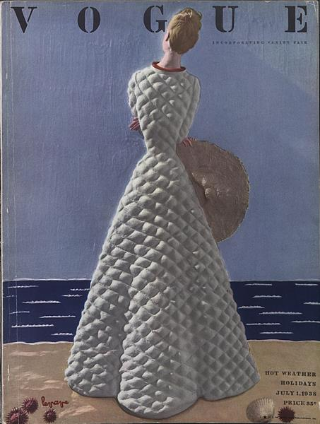 Issue: - July 1 1938 | Vogue
