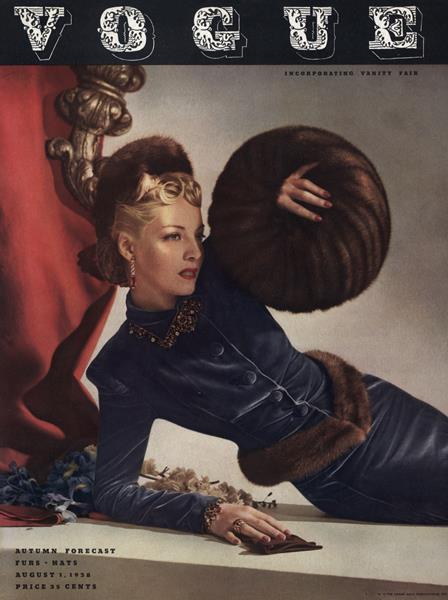 Issue: - August 1 1938 | Vogue