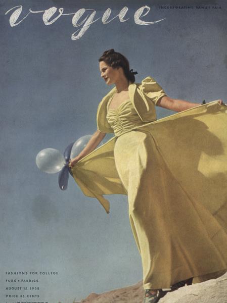 Issue: - August 15 1938 | Vogue