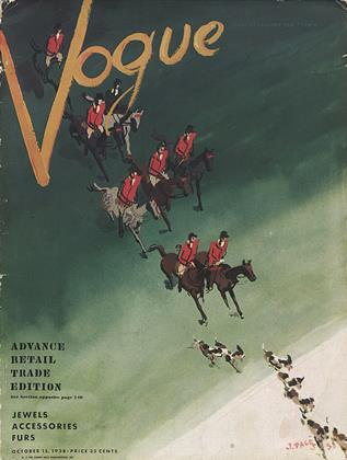 Cover for the October 15 1938 issue