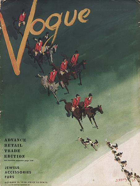 Issue: - October 15 1938 | Vogue