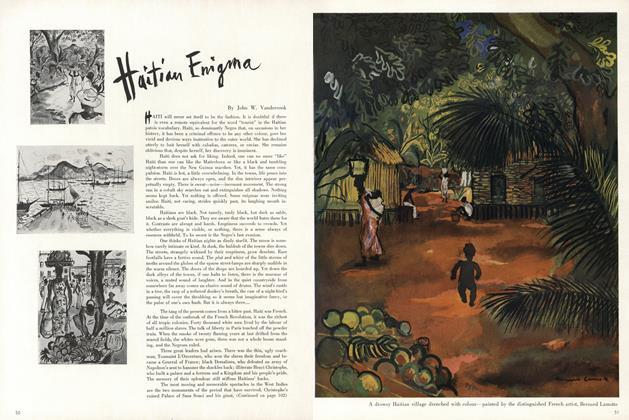 Haitian Enigma