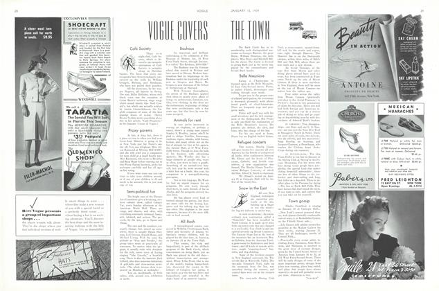 Article Preview: , January 15 1939 | Vogue