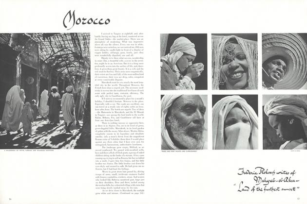 Article Preview: Morocco, January 15 1939 | Vogue