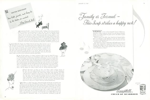Article Preview: Doctor Shop-Hound, January 15 1939 | Vogue