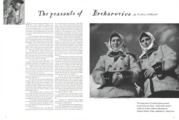The Peasants of Dreharovice