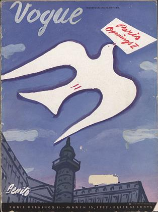 Cover for the March 15 1939 issue