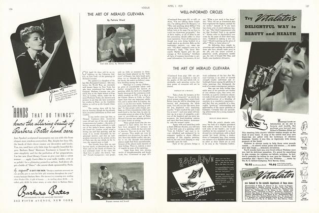 The Art of Meraud Guevara
