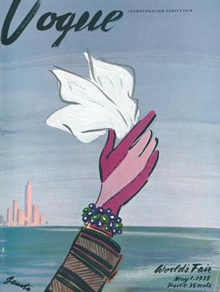 Cover for the May 1 1939 issue
