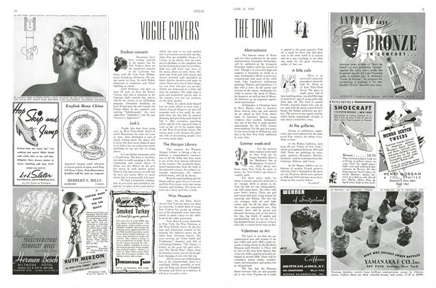 Vogue Covers the Town: Stadium Concerts...