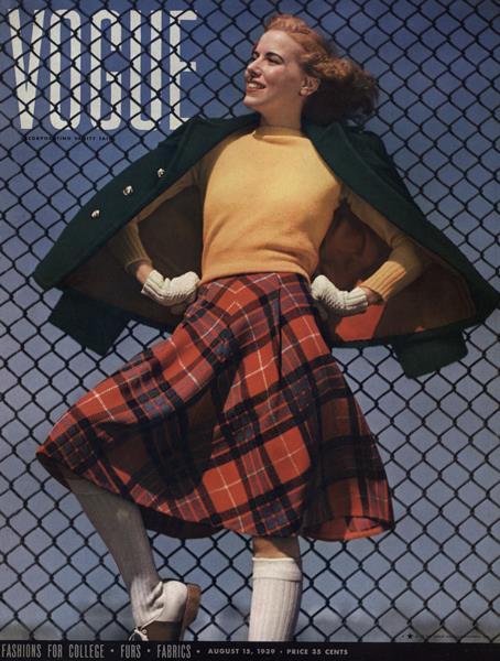 Issue: - August 15 1939 | Vogue