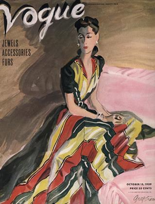 Cover for the October 15 1939 issue